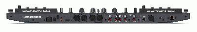 Denon DJMX8000 Back