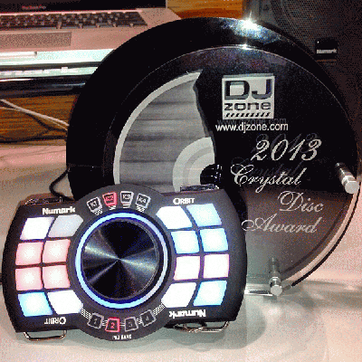 2013 Crystal Disc Award