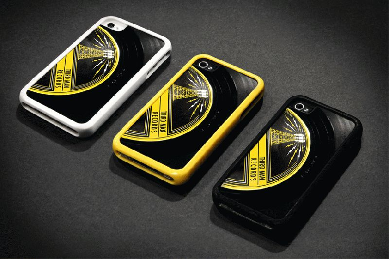 Iphone 4s Cases Custom Cut From A 7 Vinyl Record