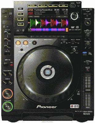 Pioneer 2000nexus