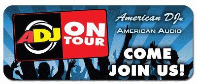 American DJ On Tour