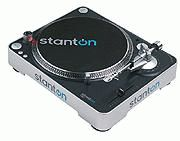 Stanton Debuts New T-Series Turntable Line At NAMM 2005-Body-4