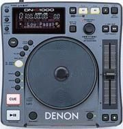 Denon DJ's DN-S1000 CD/MP3 Player Wins-Body