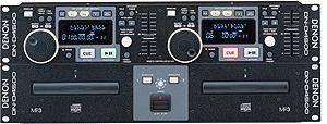 Denon DJ Announces Dn-D4500 Professional Dual Cd/Mp3 Player-Body