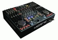Allen & Heath Launches Xone:4d DJ Controller-Body