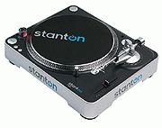 Stanton Debuts New T-Series Turntable Line At NAMM 2005-Body-3