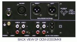 Marathon DCM-2000MKII-Body