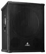 BEHRINGER Releases New Loudspeaker Series at NAMM 2005-Body-3