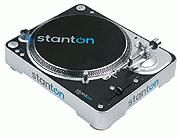 Stanton Debuts New T-Series Turntable Line At NAMM 2005-Body