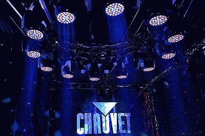 CHAUVET Booth