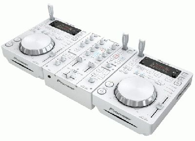 Pioneer white