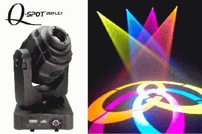 CHAUVET Q-Spot LED 260