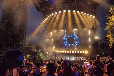 Chauvet UltraWorldwide