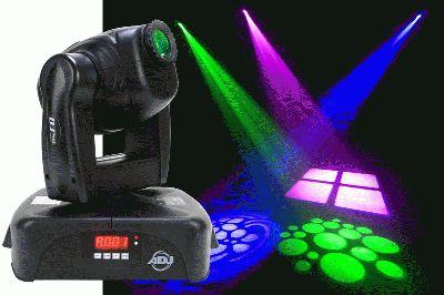 American Dj Spot LED