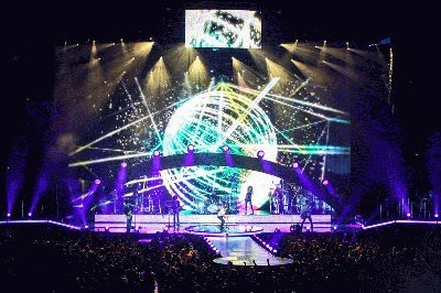 Enrique Iglesias's Sex and Love Tour