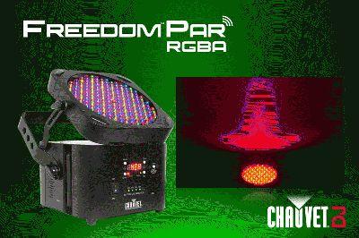 Freedom Par RGBA