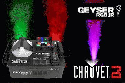CHAUVET DJ Geyser RGB Jr.