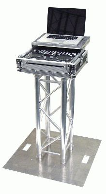 Digital DJ Stand