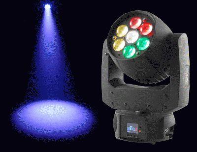 CHAUVET DJ's compact Intimidator Wash Zoom 350 IRC
