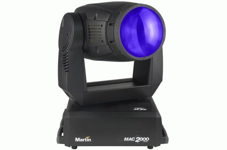 martin mac 2000 wash weight