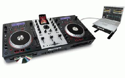 Numark Mix deck