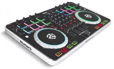 mixtrack quad2