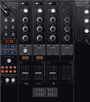 DJ Mixer Plugin