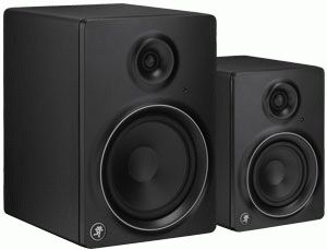 Mackie's All-New MRmk2 Studio Monitors