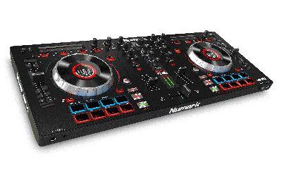 Numark-Mixtrack-Platinum-DJ-controller