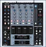 NAMM 2004 Denon Debuts The New Dn-X1500 Dj Mixer-Spotlight