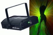 American DJ Galaxian Laser Effect Creates A Solar System-Spotlight