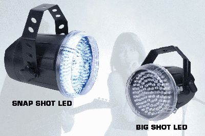 American Dj Snap Shot LED