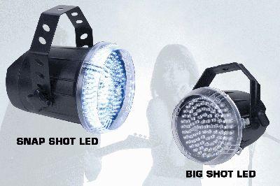 American Dj Snap Shot LED