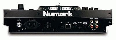 Numark V7 Back
