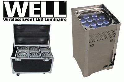 CHAUVET Well light