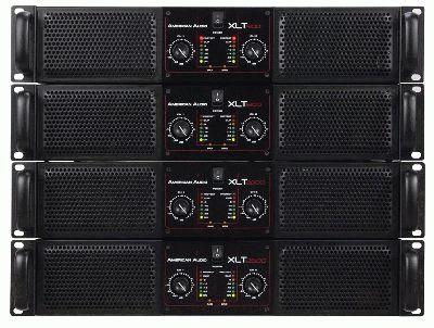 American Audio XLT