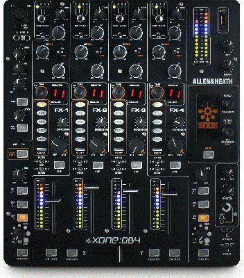 Xone DB4 Top